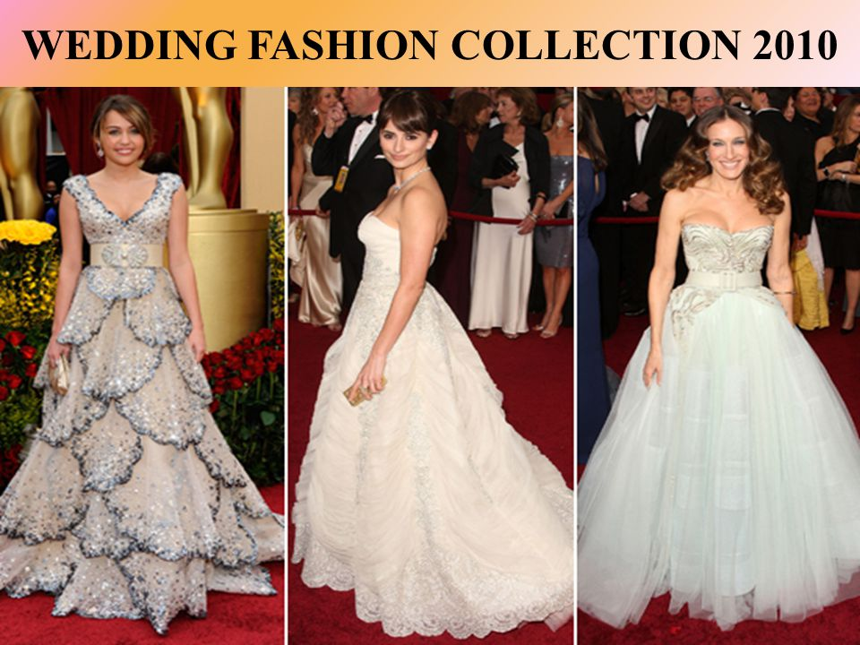 WEDDING FASHION COLLECTION 2010