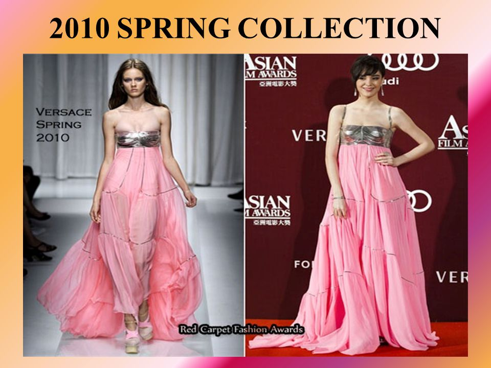 2010 SPRING COLLECTION