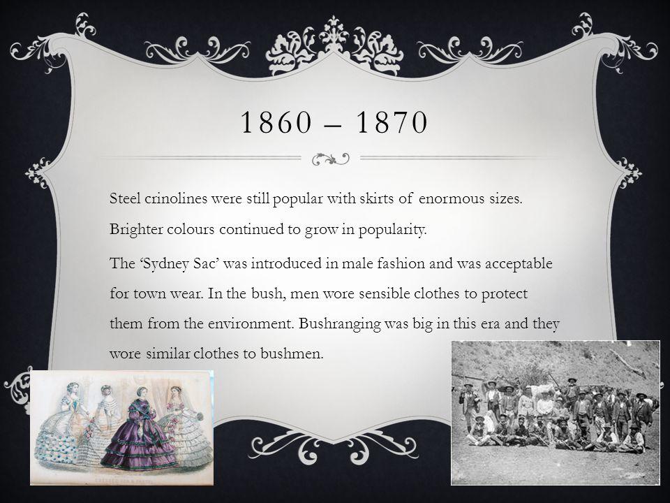 1860 – 1870