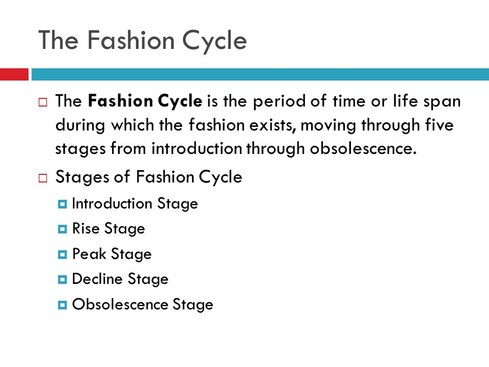 FASHION, THEORIES OF