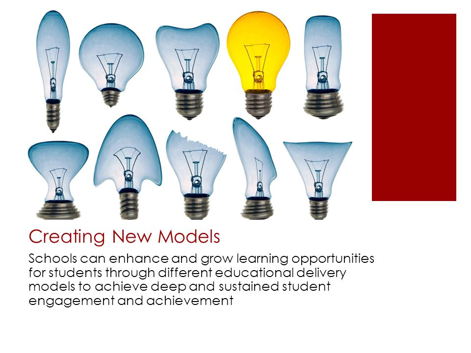 Creating New Models