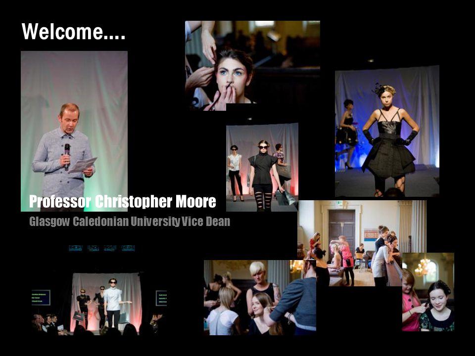 Welcome…. Professor Christopher Moore