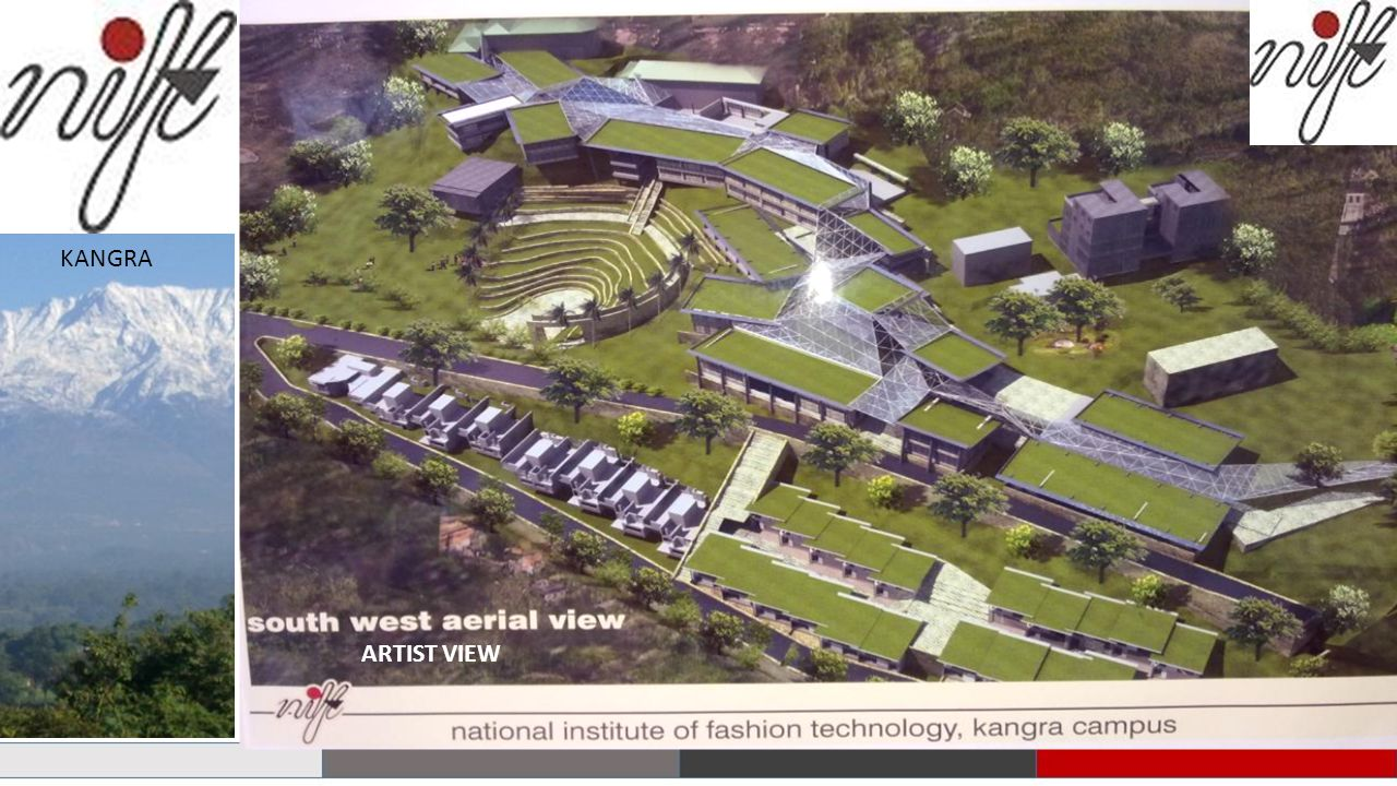 KANGRA ARTIST VIEW VIRTUAL CAMPUS TOUR NIFT-KANGRA