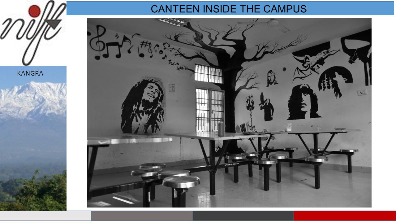 CANTEEN INSIDE THE CAMPUS