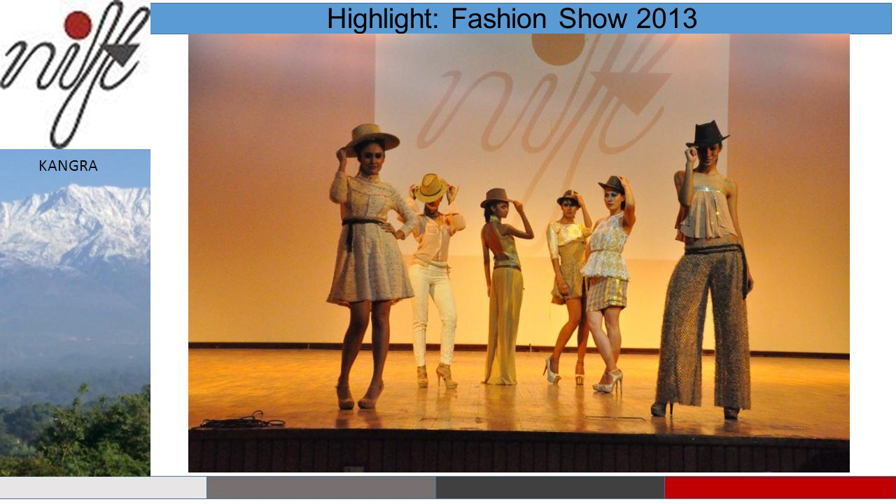 Highlight: Fashion Show 2013
