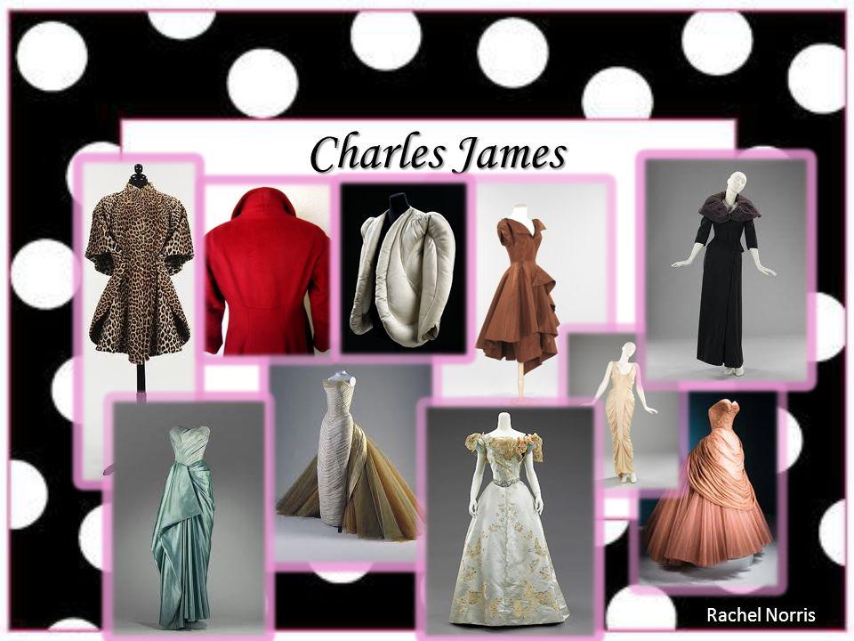 Charles James Rachel Norris