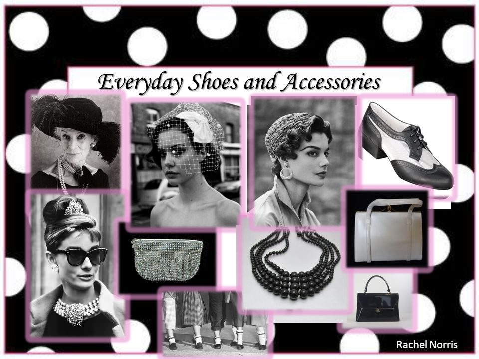 Everyday Shoes and Accessories
