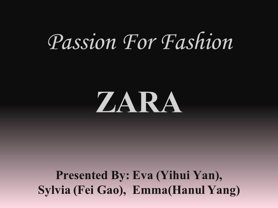 Passion For Fashion ZARA