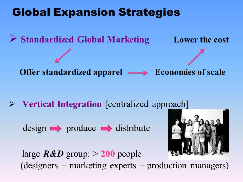 Global Expansion Strategies