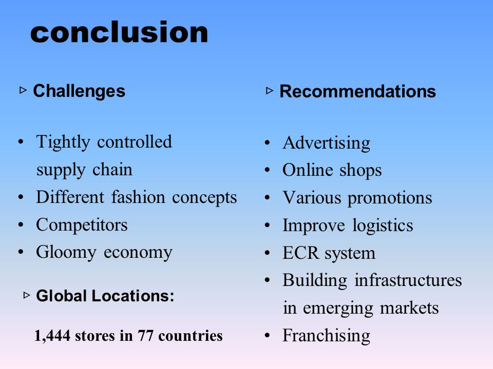 zara fast fashion key factors marketing essay Analysis of zara's fast-fashion retailing strategy with fit shelley e kohan, based   zara has evolved to the new 4es of marketing strategy—experience  by  continuously offering reasons for customers to visit the stores and catch  the  flagship locations are located in the most critical markets that appeal to.