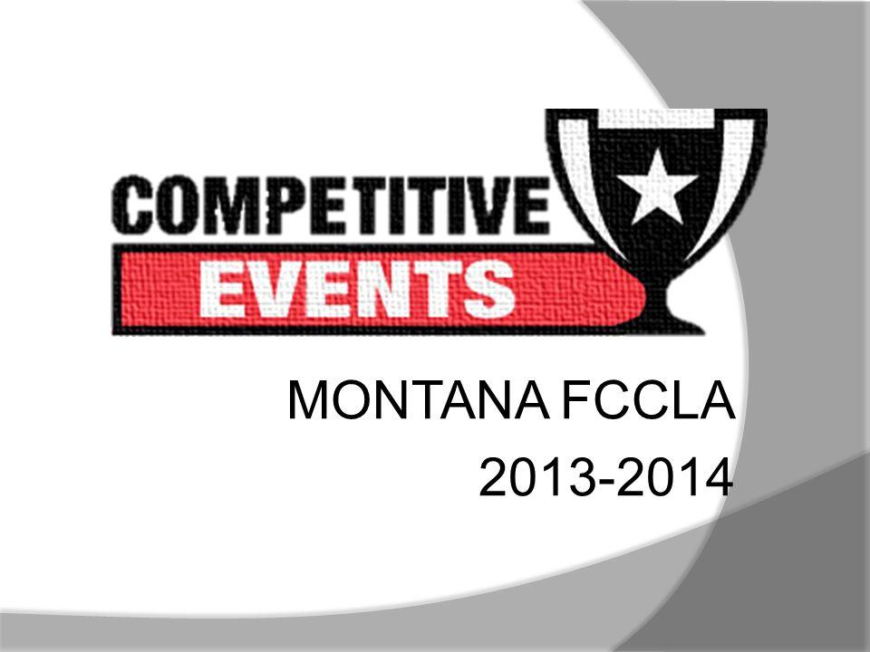 MONTANA FCCLA 2013-2014.