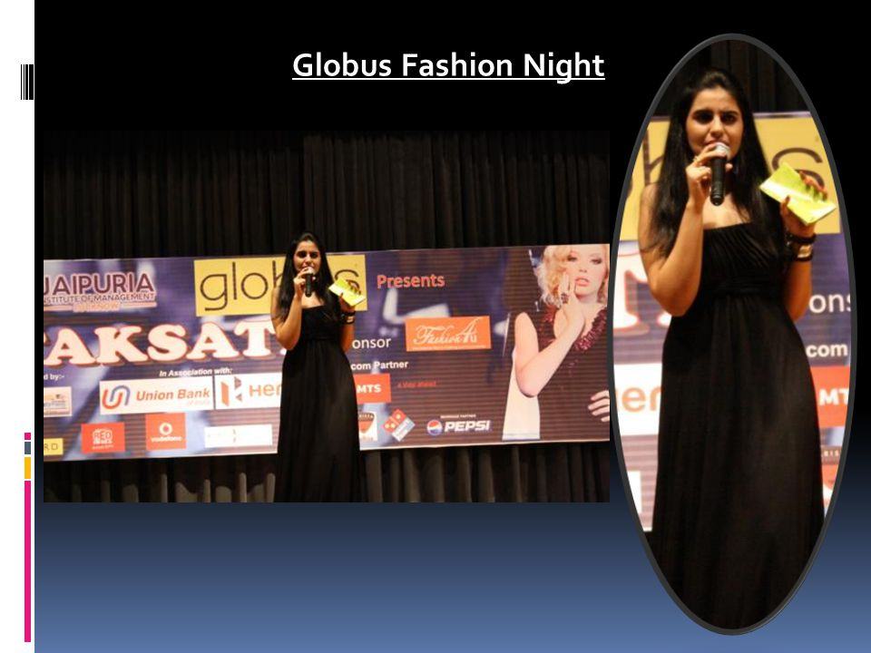 Globus Fashion Night