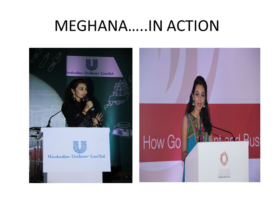 MEGHANA…..IN ACTION