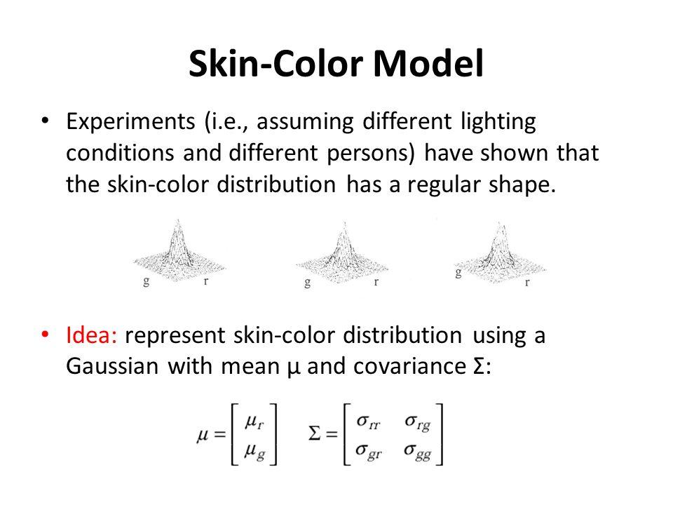 Skin-Color Model
