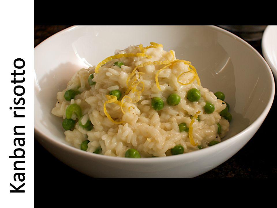 Kanban risotto
