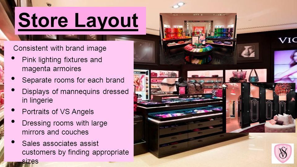 Victoria S Secret Limited Brands Is Committed To Building