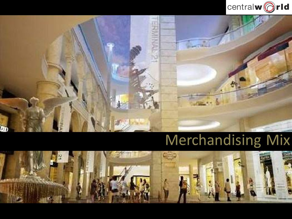 Merchandising Mix
