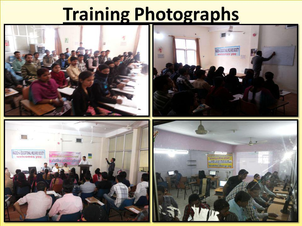 Training Photographs
