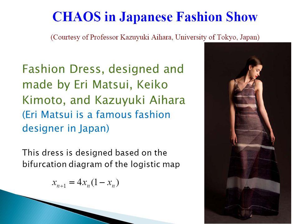 Fashion Dress, designed and made by Eri Matsui, Keiko