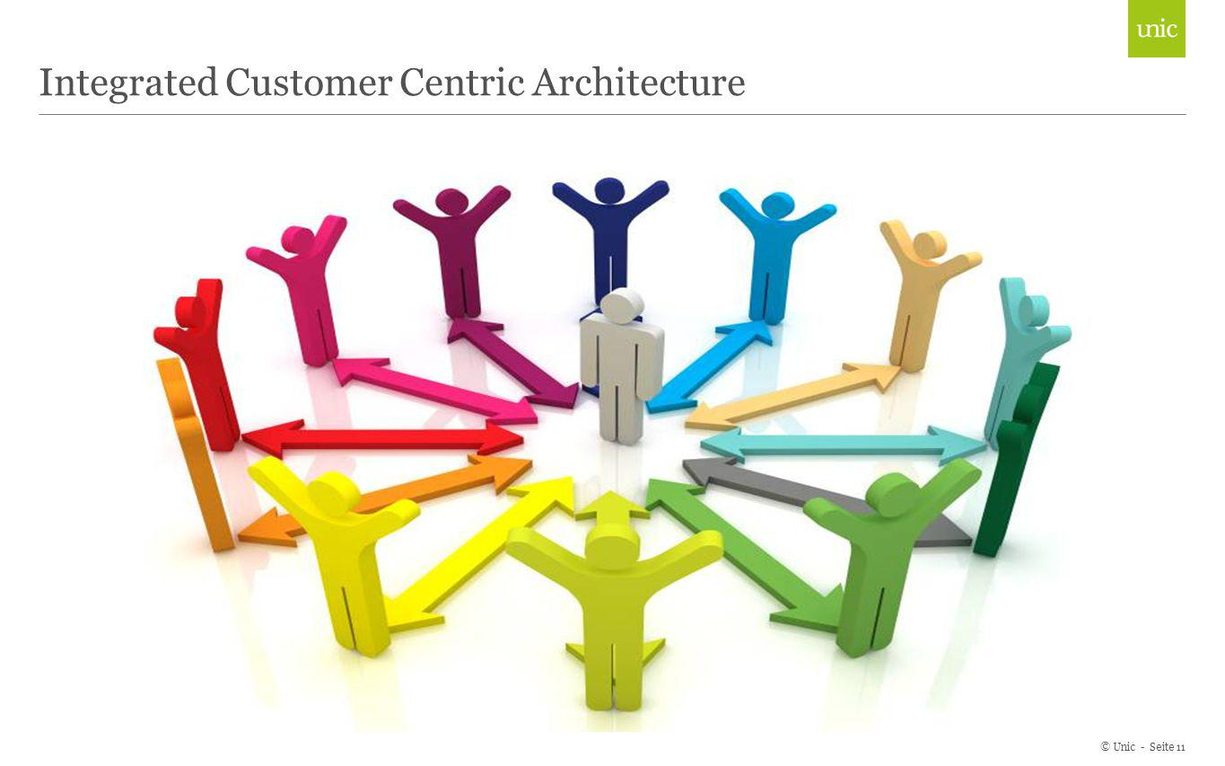 Integrated Customer Centric Architecture