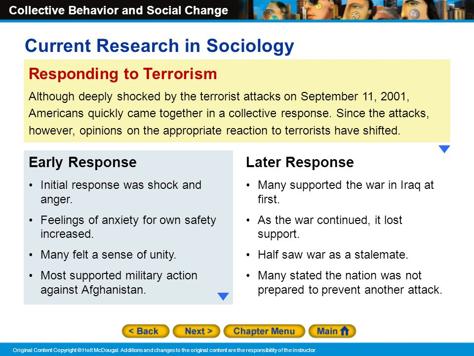 Current Research in Sociology