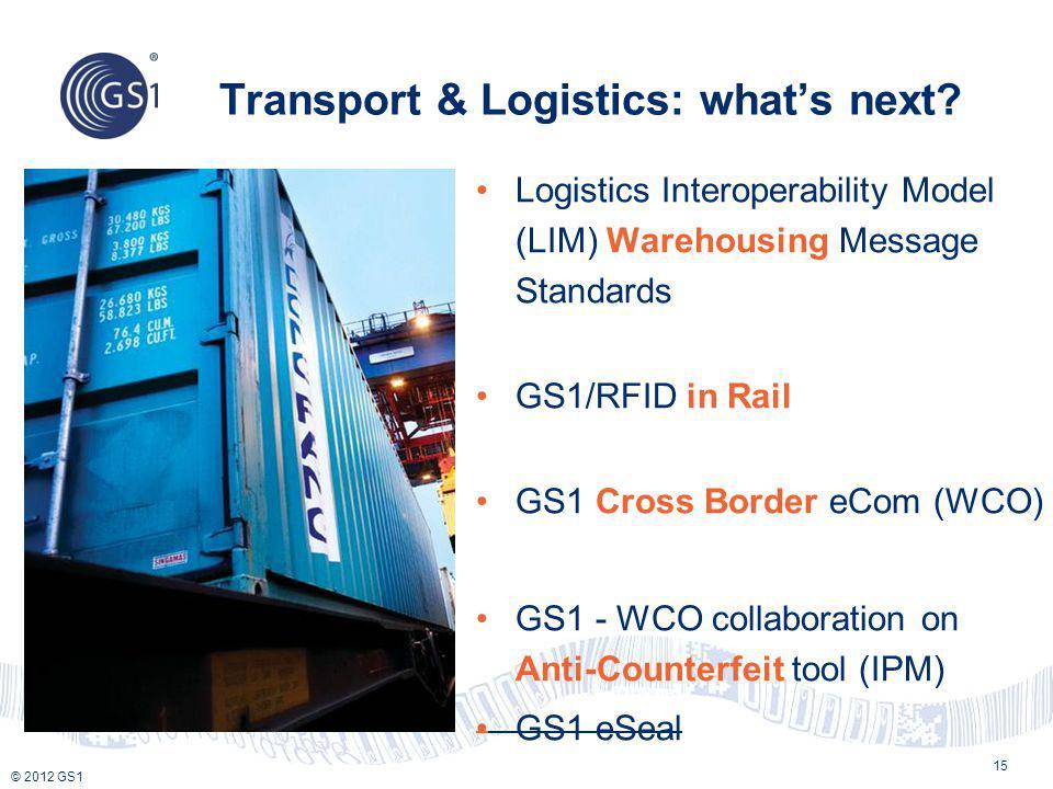 Transport & Logistics: what's next