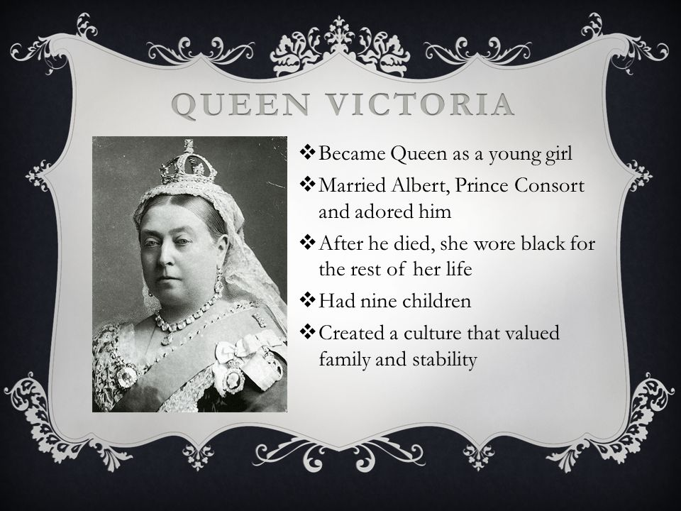 Queen Victoria Became Queen as a young girl