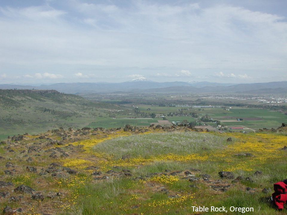 Table Rock, Oregon