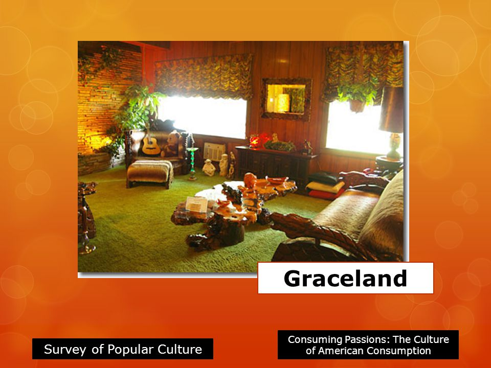 Graceland Survey of Popular Culture
