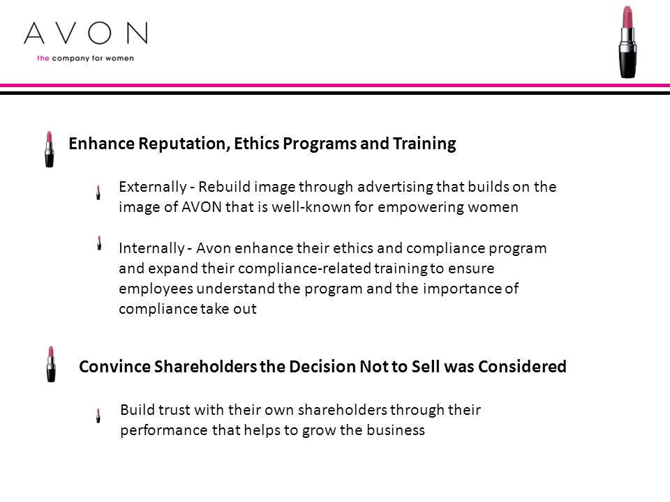 Enhance Reputation, Ethics Programs and Training