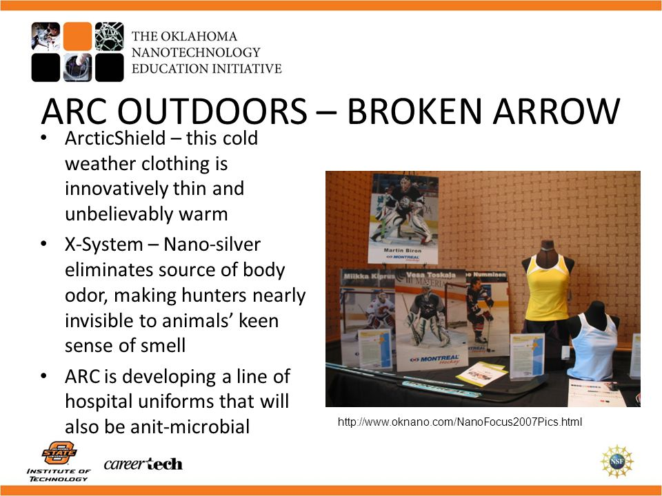 ARC OUTDOORS – BROKEN ARROW