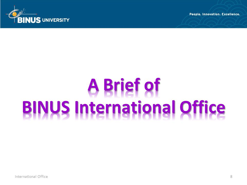 BINUS International Office
