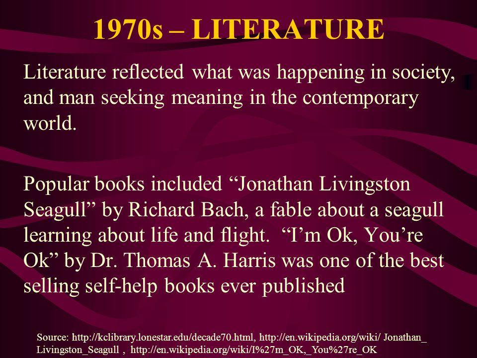 1970s – LITERATURE