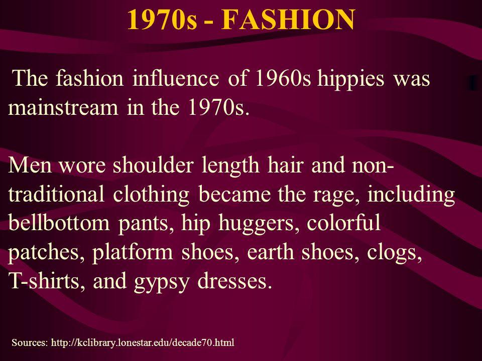 1970s - FASHION