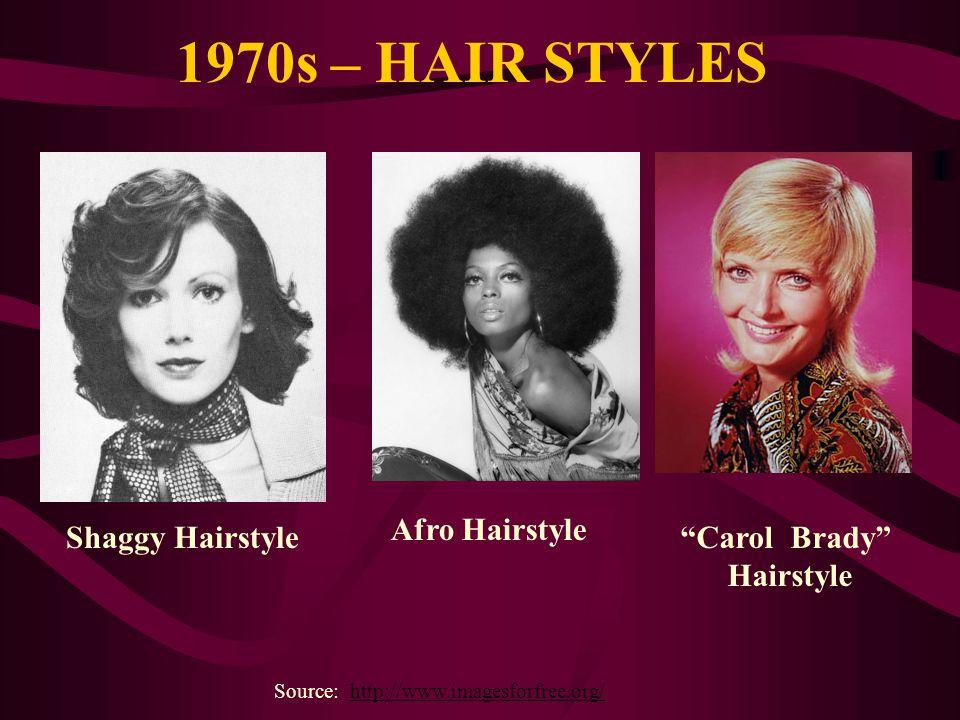 Carol Brady Hairstyle