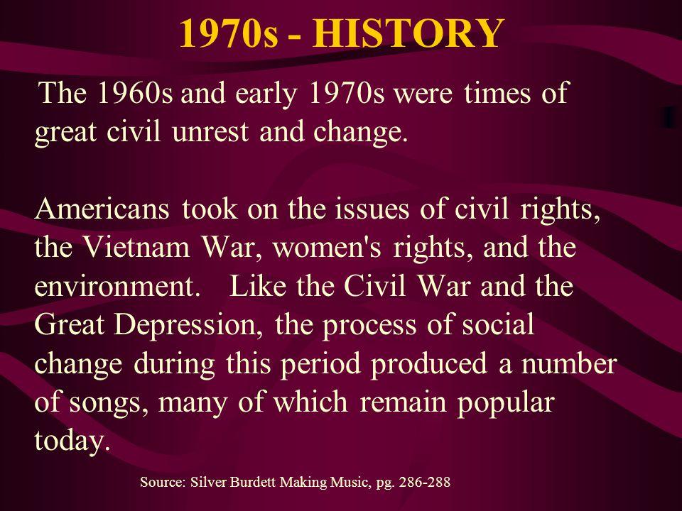 1970s - HISTORY