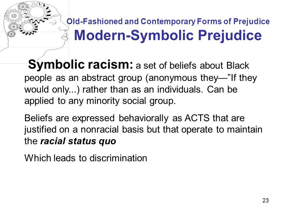 prejudice psychology essay