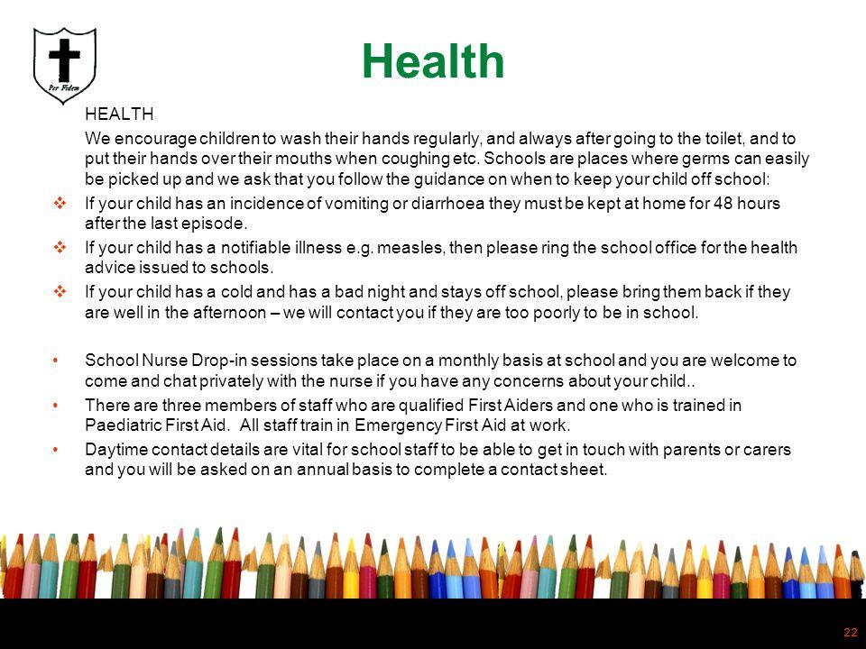 Health HEALTH.