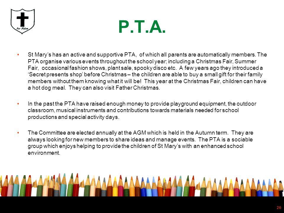 P.T.A.