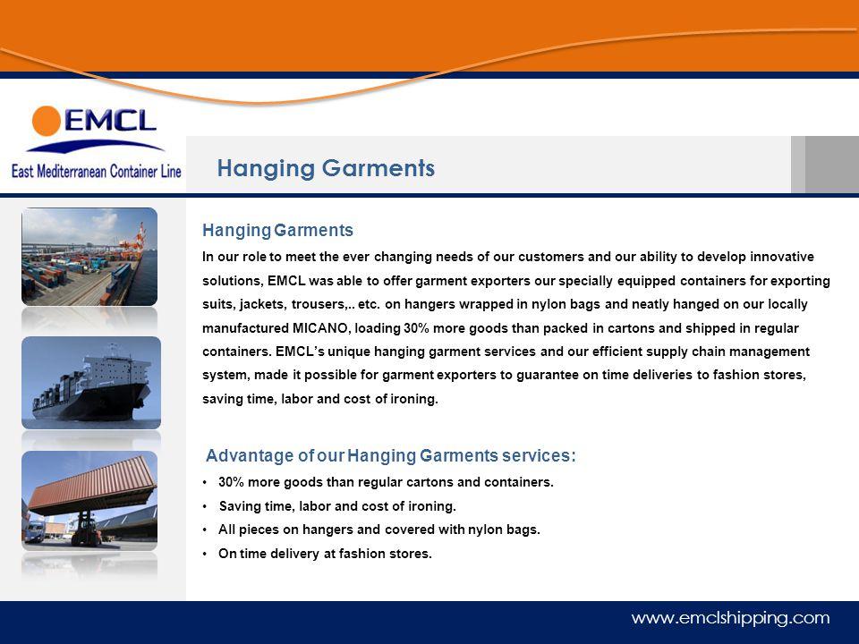 Hanging Garments Hanging Garments