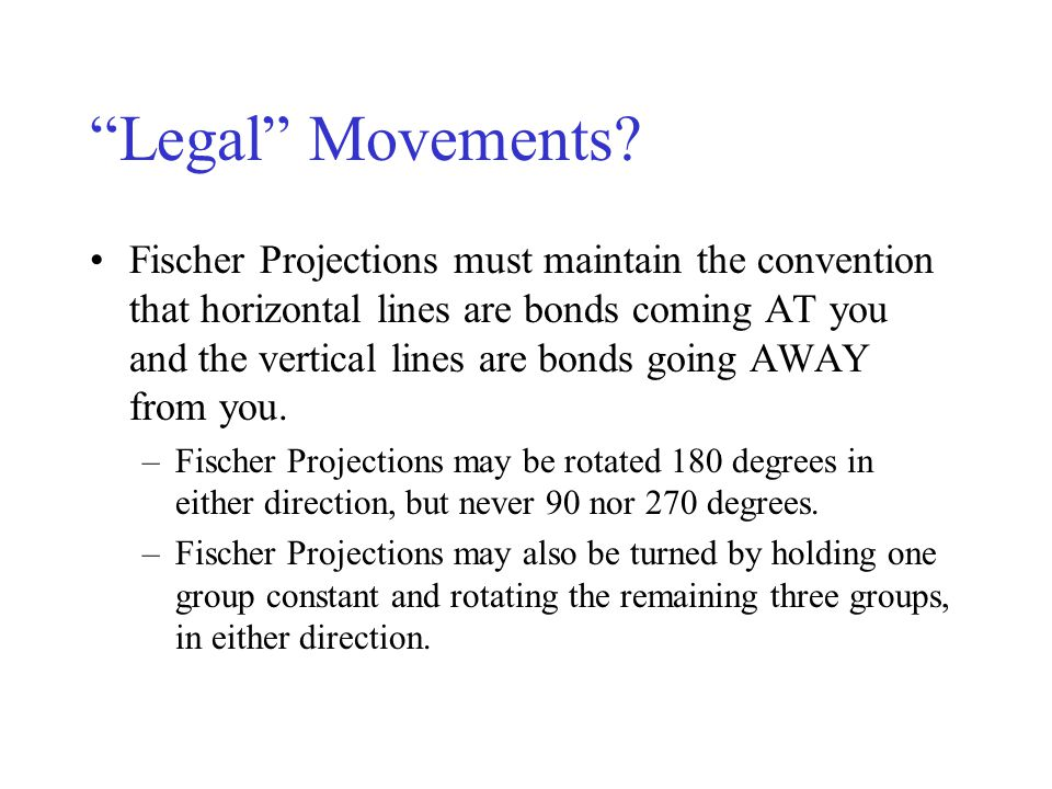 Legal Movements