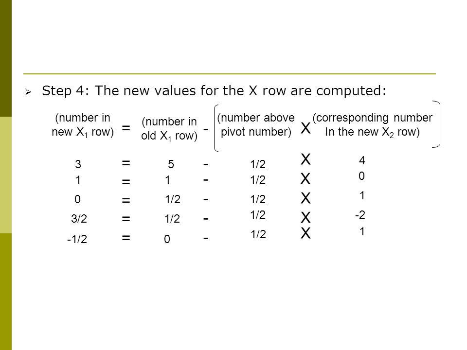 (corresponding number