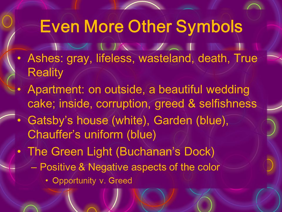 Even More Other Symbols
