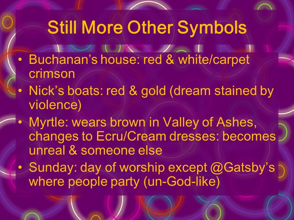 Still More Other Symbols
