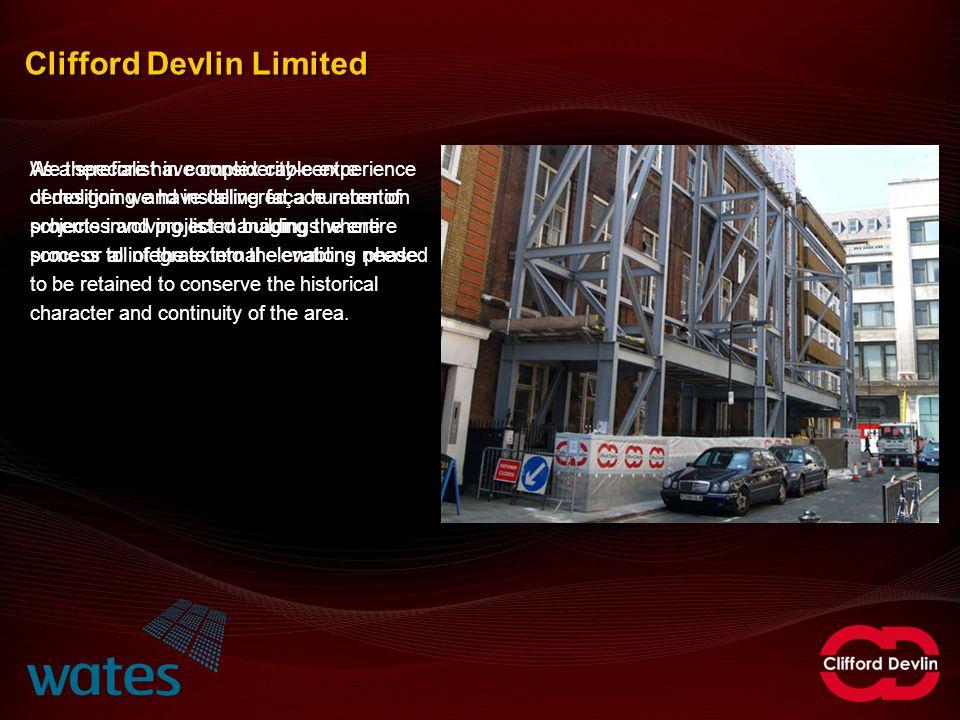 Clifford Devlin Limited