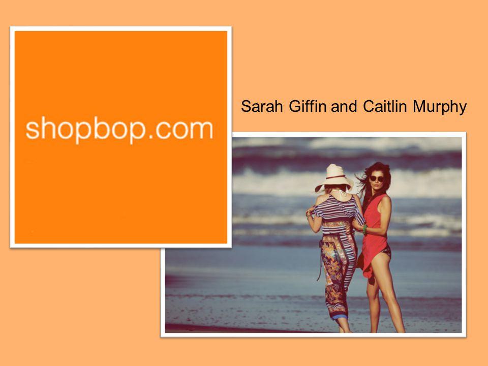 Sarah Giffin and Caitlin Murphy