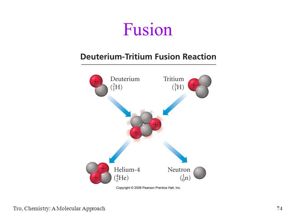 Fusion Tro, Chemistry: A Molecular Approach