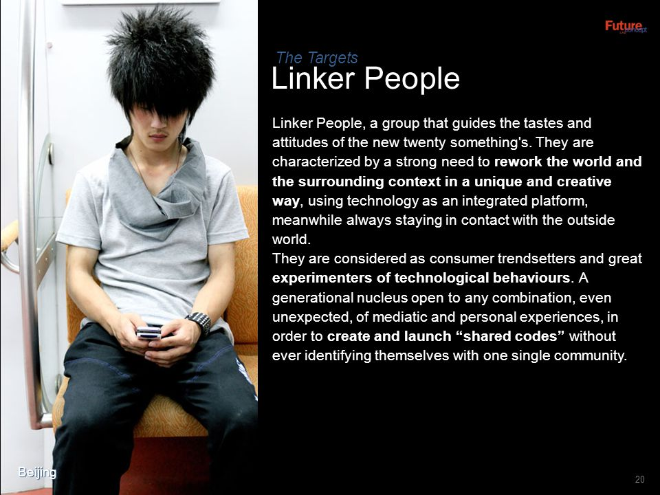 Linker People The Targets