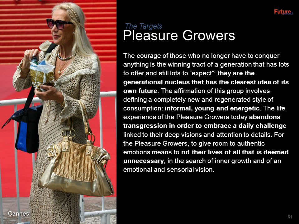 Pleasure Growers The Targets