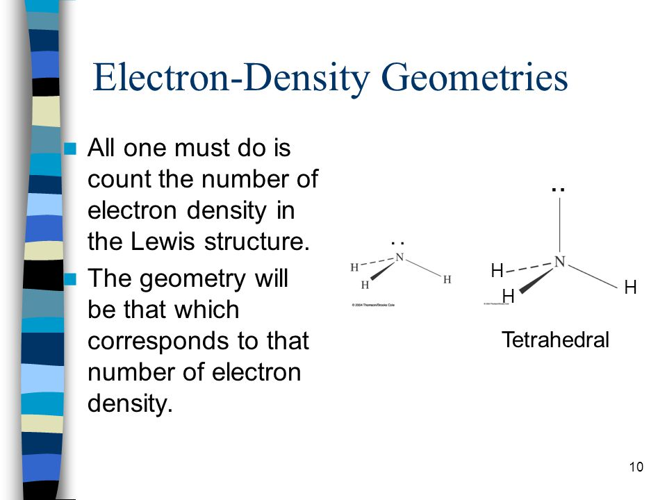 Electron-Density Geometries